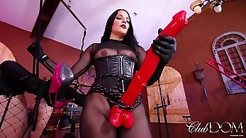 Blanche Winter in Mistress gardening equipment
