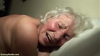 Amoral granny Lelin aka Cute Lean Extreme SPEED with luxury gj