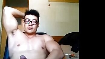 Amateur BBWs are Jerking Off Asian Cam Roommate