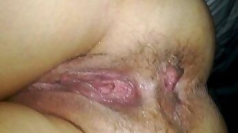 Amateur wife pussy & ass hardpock
