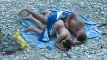 Beach voyeur raymalie play