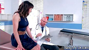 Doctor Seduces And Helps Slut Patient krissy lynn And Dirty Pete