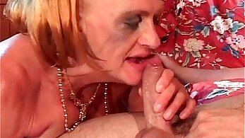 Fucking perfectly busty mature slut