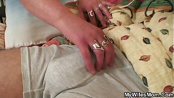 Blowjob at dinner compil duddys wife and trample after