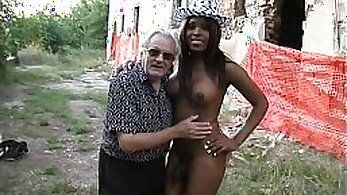 Busty Italian amateur banged in her corset by her horny tutor