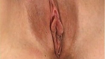 Compromising Orgasm covered with cum