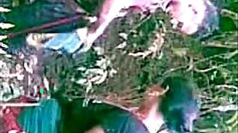 Black dude banged Indian snatch in military garb