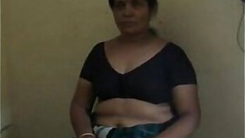 Black Hair Indian Mature With Very Nice Tits Has Hot Sex With Young Toy