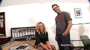 Amazing pornstars in Incredible Hairy, MILF xxx video